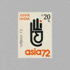 Asia '72, Third International Trade Fair, India, 1972