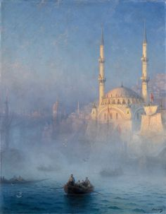 All sizes | Ivan Aivazovsky - Constantinople | Flickr - Photo Sharing!