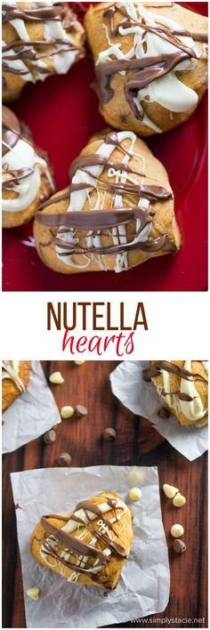 Nutella Hearts - Smo