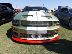Mustangs and Fords Queen Mary by bmayfiebl, via Flickr