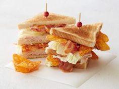 Crunchy Sandwich Recipes and Ideas : Food Network