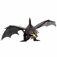 Amazon.com: Dreamworks Dragons Defenders of Berk Skrill Dragon (Lightning Attack) Action Figure: Toys  Games