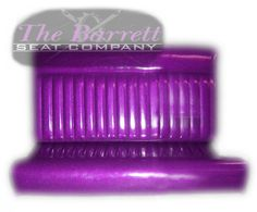 redo chevy interior  ~ purple metal flake vinyl bench seats by barrettseats.com