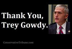 Trey Gowdy announces that he WILL subpoena Hillary Clinton