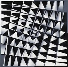 EDNA ANDRADE - Born: 25 January 1917; Portsmouth, Virginia, United States Died: 17 April 2008; Philadelphia, United States Active Years: 1949 - 2007 Nationality: American Art Movement: Op Art Genre: abstract Field: painting Wikipedia: http://en.wikipedia.org/wiki/Edna_Andrade