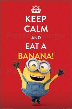 Minions - Keep Calm