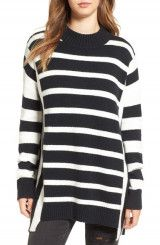 BP. Stripe Oversize Pullover