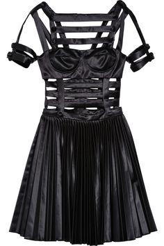 cool black dress