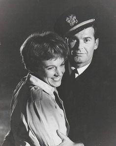 Julie Andrews and James Garner