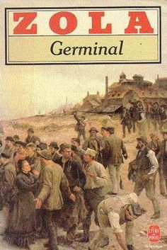 """Germinal (Émile Zola) If people can just love each other a little bit, they can be so happy."""""""