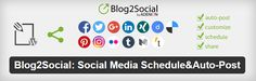 At the moment marks the start of a small collection by which well current the perfect premium plugins for WordPress. Plugins which might be value spending cash on as theyre much higher and far more helpful than their free counterparts. Well begin with the social media plugin Blog2Social which has satisfied me after an in-depth check.  All bloggers and web site operators have one factor in widespread: they need to be discovered they usually need their content material to be learn. An…