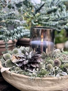Shabby Home, Christmas Living Rooms, Fall Deco, Candels, Cozy Christmas, Advent, Projects To Try, Seasons, Table Decorations