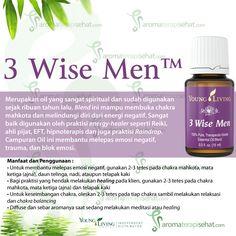 3 Wise Men Essential Oil