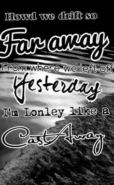 CastAway lyrics by 5SOS on SGFG