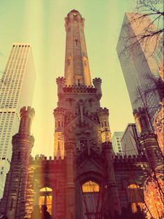 water tower-chicago