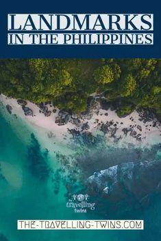 Landmarks in the Philippines – The Travelling Twins Banaue Rice Terraces, Rizal Park, Taal Volcano, Jose Rizal, Intramuros, Boracay Island, Puerto Princesa, Leyte, Travel General