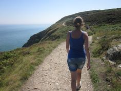 Ik houd van uitrusten op vakantie, maar ik wil ook actief op pad. Zoals in zomer van 2014 in Ierland. Wat een prachtig land!