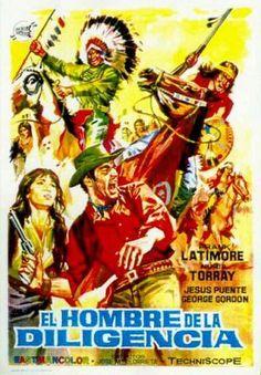 El hombre de la diligencia (1964) - FilmAffinity