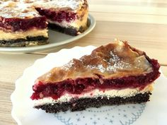 mákos-diós-túrós No Salt Recipes, Tiramisu, French Toast, Bacon, Dessert Recipes, Sweets, Breakfast, Ethnic Recipes, Food