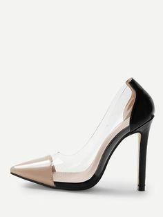 4f4fa42cfa Cap Toe Stiletto Heels New Shoes