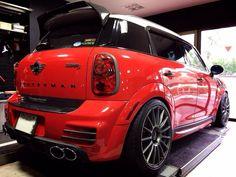 MINI R60 RED