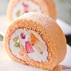 基本からアレンジまで!ロールケーキの人気レシピ特集 | お菓子・パン材料・ラッピングの通販【cotta*コッタ】