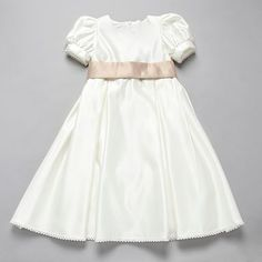Girl's ivory flower girl dress - Special Occasion - Girls dresses - Kids -
