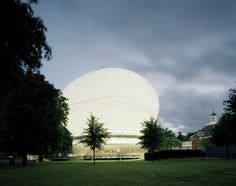 Serpentine Gallery Pavilion 2006 by Rem Koolhaas and Cecil Balmond with Arup