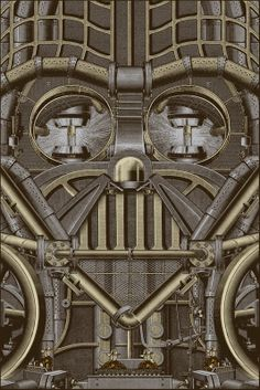 Star Wars steampunk www.casadonerd.com