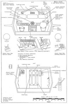 Radial Engine Cutaway Drawing Radial Engine Line Drawing