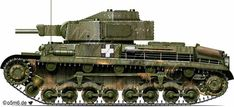 Drawings and information on Turan II, Hungarian Medium Tank Eastern Front Ww2, Defence Force, Austro Hungarian, Panzer, Hungary, Troops, Military Vehicles, World War, Wwii