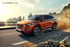 The All New Tucson - HYUNDAI on Behance