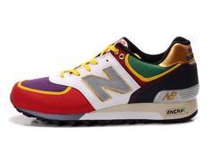 2013 Genuine / 576 New Balance zapatos de los deportes del juego de parejas aumentaron