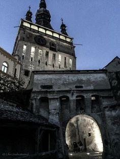 Clock Tower - Sighișoara, Romania - 2015