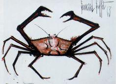 Crabe by Bernard Buffet