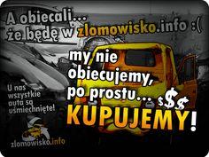 my nie obiecujemy... po prostu KUPUJEMY!!!