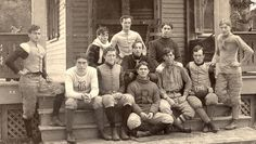 First Football Team by Rollins College, via Flickr