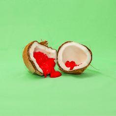 Red coconut milk