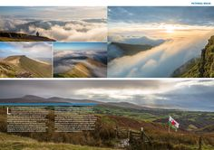 Anthony Pease Photography   Welsh Country Magazine, Brecon Beacons.