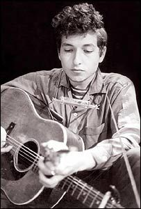 Bob Dylan - On his arrival in Manhattan in winter 1961: At last I was here, in New York City, a city like a web too intricate to understand and wasn't going to try. I was there to find singers - the ones I'd heard on record, most of all to find Woody Guthrie. New York City, the city that would come to shape my destiny. Modern Gomorrah.