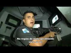 POLICIAIS MILITARES DERRUBAM BANDIDO COM ARMA DE SEGUNDA GUERRA MUNDIAL ...