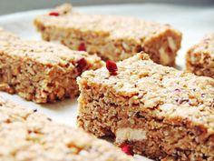 FOOD | No-Bake Müsliriegel – Starlights in the Kitchen