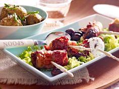 Bacon-Tapas zu Meersalzkartoffeln Rezept | LECKER