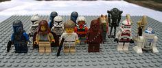 lego starwars lot for sale on ebay    http://www.flickr.com/photos/shr/sets/72157632520291890/