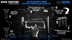 Medium Back Routine