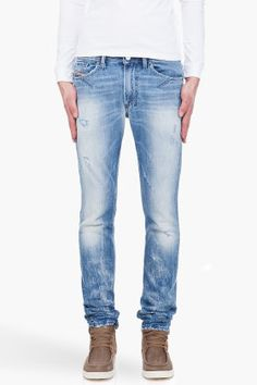 Shioner 74Z Jeans. Diesel.
