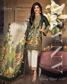Buy Leading Designer Suits online perfect for Weddings and traditional occasions. Choose from our wide collection of Leading Designer Suits and ace the luxurious look at any party at affordable prices. Latest Pakistani Dresses, Pakistani Fashion Casual, Pakistani Dress Design, Pakistani Designers, Pakistani Suits, Indian Dresses, Pakistani Clothing, Salwar Suits, Salwar Kameez