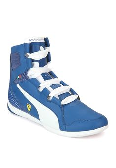 Puma Valorosso Mid Sf Webcage 2 Blue Sneakers