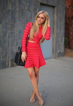 matchy match stripes | AngelFoodStyle #fashionblog