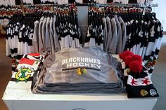 Check out the new #BlackhawksStore located at the Chicago Premium Outlets in Aurora!